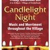 Candlelight Night @ Village of Kinderhook