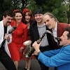 Swing Dance with Eight to the Bar @ Poughkeepsie Tennis Club