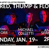 Shred, Thump & Flow Live! (Ted Orr, Michael Colletti, Amit Shamir) @ Kingston Artist Collective