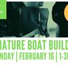 Museum Mates: Miniature Boat Building @ Hudson River Maritime Museum