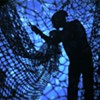 Cave Dogs: Shadow Performance Art Sponsored by Unison Arts and Arts Mid-Hudson @ McKenna Theatre
