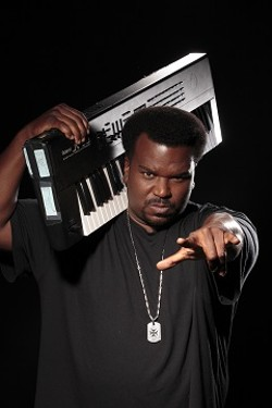 Craig Robinson - Uploaded by Debbie Keller 1