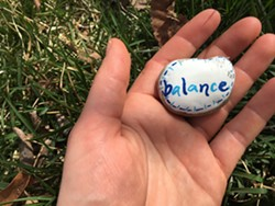 Find Balance With Yoga - Uploaded by The Living Seed