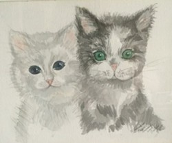 Pet Portraits - Uploaded by RoCA