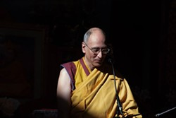Gen Samten Kelsang - Uploaded by Education Coordinator