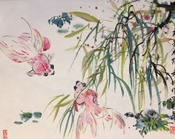 Chinese Brush Painting - Uploaded by RoCA