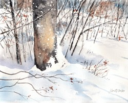 Snow Yard - Uploaded by RoCA