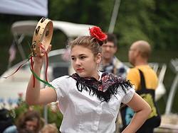 Kingston Multicultural Festival in TR Gallo Park - Uploaded by Nancy D