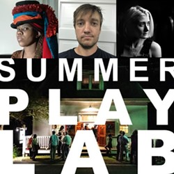 Three New Works-in-Progress by visionary artists: SUMMER PLAY LAB at Ancram Opera House - Uploaded by Lauren L.