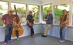 Mississippi Travelers Quartet - Uploaded by Tompkins Corners