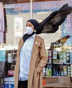 "Laylah Amatullah Barrayn, ""Maajeida"" (from the series ""Untitled""), 2020"