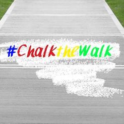Kingston Chalk the Walk - Uploaded by Emily Flynn