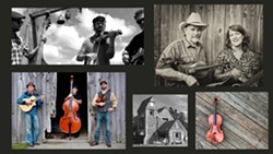 The Lucky 3, Moonshine Holler, The Russet Trio, and Pete Killeen and Marco Depaolis, - Uploaded by Silo Media