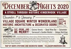 December Nights 2020 Village of Kinderhook - Uploaded by Kris
