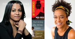 Nadia Owusu & Rebecca Carroll - Uploaded by Oblong Books