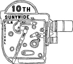 Poster image from SUNY Wide Film Festival - Uploaded by Purchase College
