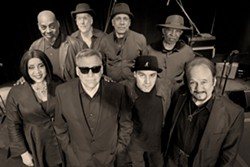 Van Morrison tribute band Tupelo Honey will perform at the Orange County Fair at 6 pm July 18. - Uploaded by caronconway