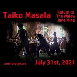 Taiko Masala at the Widow Jane Mine - Uploaded by jhhl