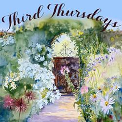 Third Thursdays at Beatrix Farrand Garden, Hyde Park, NY - Uploaded by jardinerakaren