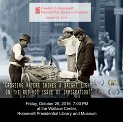 <i>Crossing Waters</i> Screening and Immigration Discussion