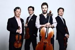 Shanghai Quartet - Uploaded by Maverick Concerts, Inc.