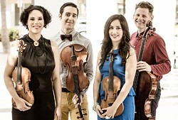 Catalyst Quartet - Uploaded by Maverick Concerts, Inc.