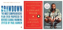 Spring 2019 Reading for Nonfiction Book Group - Uploaded by Hudson Area Library