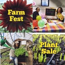 Farm Fest and Plant Sale - Uploaded by Kathryn Brignac