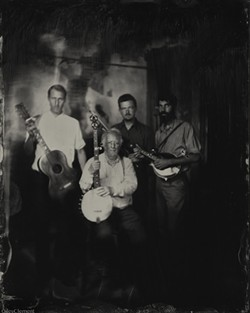 The Down Hill Strugglers w/ John Cohen - Uploaded by Silo Media
