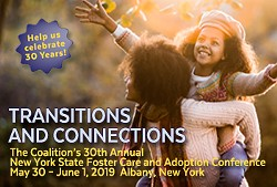 30th Annual New York State Foster Care and Adoption Conference - Uploaded by AFFCNY