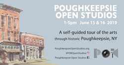 Poughkeepsie Open Studios Postcard - Uploaded by poughkeepsieopenstudios