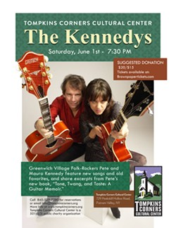 The Kennedys in Concert - Uploaded by Tompkins Corners
