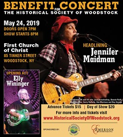Historical Society of Woodstock Benefit Concert - Uploaded by Weston