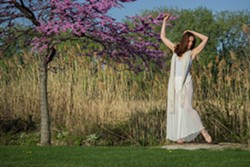 Allison Pagano, A Labyrinth Performance - Uploaded by RoCA