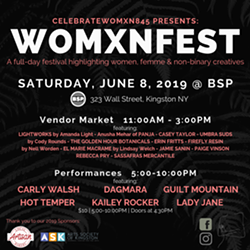 CelebrateWomxn845 presents WOMXNFEST - Uploaded by Jamie Sanin