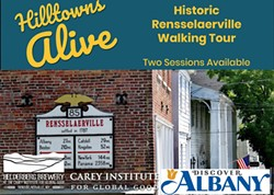 Hilltowns Alive | Historic Rensselaerville Walk - Uploaded by Erika Endres