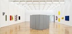 Charlotte Poseneske: Work in Progress, installation view, Dia:Beacon, Beacon, New York. © Estate of Charlotte Poseneske, Frankfurt. - Uploaded by Dia Beacon