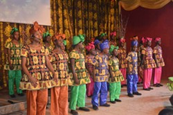 Amani Childrens Choir - Uploaded by Tower Music Series Email