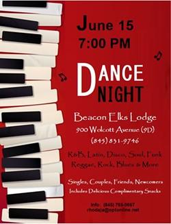 Elks Lounge Dance Night - Uploaded by Rhoda