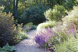 Garden of Alice Platt, Taghkanic - Uploaded by gardencon