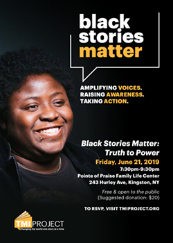 Black Stories Matter - Uploaded by TMI Project