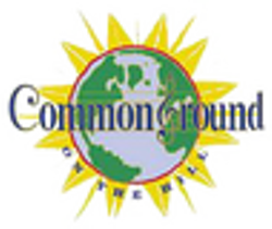 Common Ground Logo - Uploaded by Vanaver Caravan