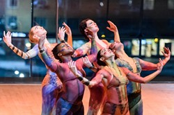 Members of the Jamal Jackson Dance Company will perform at the PS21 Opening Night Revue June 29. - Uploaded by Amelinckx