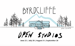 Byrdcliffe Open Studios - Uploaded by AiR Byrdcliffe