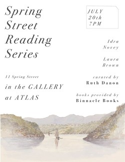 Spring Street Reading Series - Uploaded by Atlas