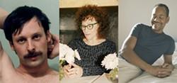 Photos left to right: Leigh Ledare, courtesy the artist; Lynne Tillman, Photo credit: Heather Sten; Lyle Ashton Harris, Photo credit: John Edmonds, courtesy the artist. - Uploaded by CCS Bard
