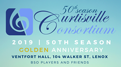 Curtisville Consortium's 50th Season, Golden Anniversary - Uploaded by CurtisvilleConsortium