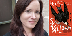 """The Swallows: A Novel,"" Lisa Lutz - Uploaded by HSeslowsky"