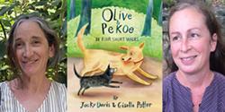 "L to R: Jacky Davis, ""Olive & Pekoe,"" Giselle Potter - Uploaded by HSeslowsky"