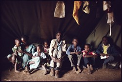 Besufeckad Family, Teda Ethopia, 1992 - Uploaded by Galleryfifty5
